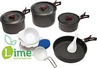 Набор посуды на 4-5 персоны, Tramp TRC-026
