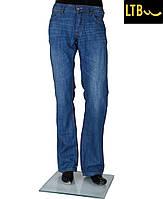 Стильные молодежные джинсы мужские LTB,Легкие летние из тонкой ткани.