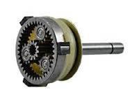 Редуктор стартера металлическая шестерня нового образца ВАЗ 2108, ВАЗ 2110