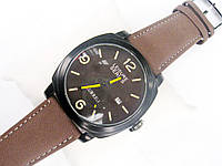 Мужские кварцевые наручные часы Curren Leisure Series, Black