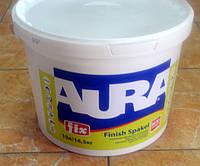 Финишная шпаклевка для  потолков и стен  Finish Spackel Aura Eskaro 27 кг