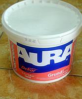 Универсальная грунтовка с кварцевым наполнителем Dekor Grunt Aura Eskaro  2,5 л