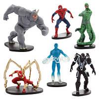 Игровой набор с фигурками Человек Паук Ultimate Spider-Man