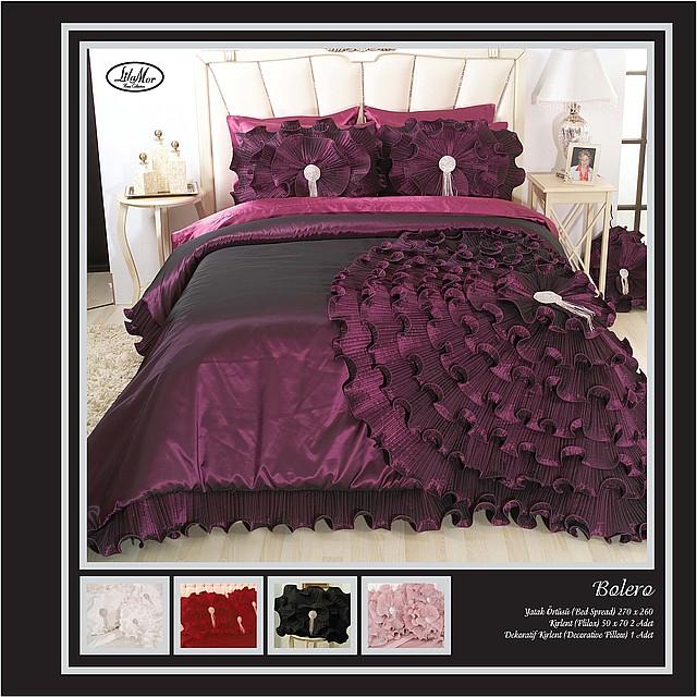 Покрывала на кровать для спальни своими руками 88