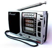 Радиоприемник портативный всеволновой MASON R-9803, фото 1