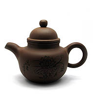 Чайник глиняный (1100 мл.)(17,5х24х13 см)