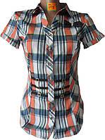 Женская рубашка ассорти цветов, фото 1