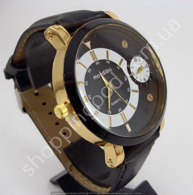 Мужские часы с огромным циферблатом