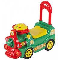 Alexis Машинка-каталка Alexis Babymix LS-888 (green)