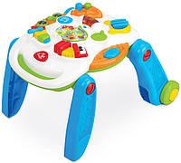 Weina Музыкальный игровой столик Weina 2-в-1