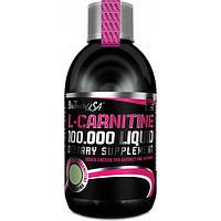 BioTech Жиросжигатель BioTech L-Carnitine Liquid 100 000, 500 мл (вишня)