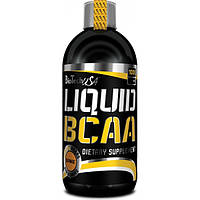 BioTech Аминокислоты BioTech Liquid BCAA, 1000 мл (апельсин)