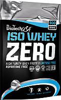 BioTech Протеин BioTech Iso Whey Zero lactose free, 500 г (ваниль)