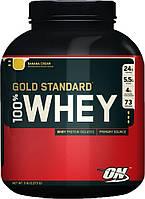 Optimum Nutrition Протеин Optimum Nutrition Whey Gold, 2.268 кг (banana)