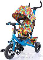 Детский трехколесный велосипед Tilli Trike (тили трайк) T-351-1 Air