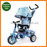 Триколісні велосипеди   TILLY ZOO-TRIKE