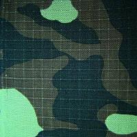 Ткань Рип-стоп камуфляжная рисунок Украина 77121 150СМ ПЛ 220 г/м2