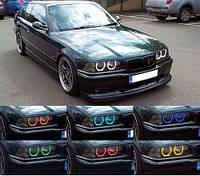 Ангельские глазки BMW —многоцветные
