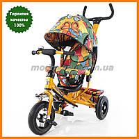 Трехколесный велосипед с надувными колесами | TILLY Trike