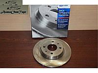 Диск переднего тормоза (тормозной диск) на ВАЗ 2108, model: 21080-3501070-00, производство: Авто ВАЗ, каталожный номер: 21080-3501070-00