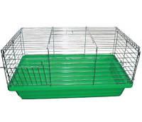 """Клетка для кроликов и морских свинок Природа """"КРОЛИК"""" маленькая"""