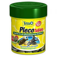 Корм для донных травоядных рыб Tetra Pleco Tablets, 275 шт, 150 мл