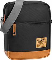 Мужская сумка через плечо CAT 1904 Originals: 83144;01 черная