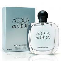 Парфюмированная вода для женщин Giorgio Armani Acqua di Gioia (Армани Аква Ди Джоя)