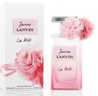 Парфюмированная вода для женщин Lanvin Jeanne La Rose (Ланвин Джейн Ля Роуз)