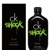 Мужская туалетная вода CK One Shock For Him Calvin Klein (Ван Шок фо Хим Кельвин Кляйн)