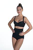 Женское корректирующее белье Трусики с завышенной талией с косточками спереди и сзади.