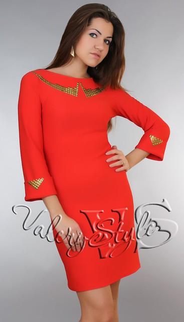 Женские платья туники валери стиль