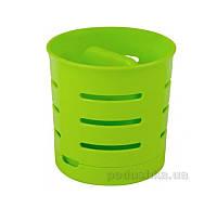 Сушилка для столовых приборов двухкамерная Curver 03410  цвет - салатовый