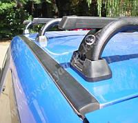 Багажники на крышу   Fiat Doblo (3 поперечины) с 2000 г.