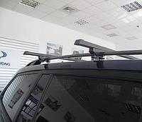 Багажники на крышу Skoda Yeti (с рейлингами)