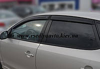 Дефлекторы окон на HYUNDAI i30 5-дверка хетчбек 2007- 2012 гг.