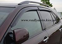 Дефлекторы окон на LEXUS RХ 330/350 2003-2009 гг.