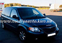 Дефлекторы окон на CHRYSLER Voyager 1995-2007 / Dodge Caravan 1995-2007