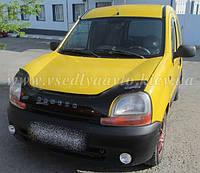 Дефлектор капота мухобойка Renault Kangoo c 1997-2003