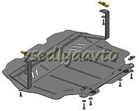 Защита двигателя Skoda  Yeti  с  2009-