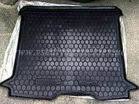 Коврик в багажник RENAULT Dokker 2012 г. (Avto-gumm) полиуретан