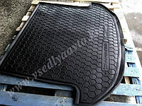 Коврик в багажник HYUNDAI Santa-Fe с 2012 г. (7 мест) (Автогум AVTO-GUMM)
