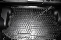 Коврик в багажник SSANG YONG Korando (Автогум AVTO-GUMM)