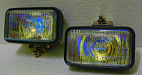 Противотуманные фары аналог Hella для автобусов №1207 (кристалл)