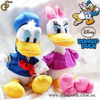 """Плюшевые игрушки Дональд Дак и Дейзи Дак - """"Donald & Daisy"""" - 2 шт."""