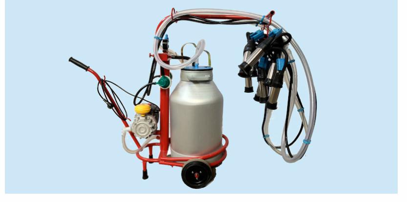 Доильные аппараты для коров в домашних условиях цена 2 коров