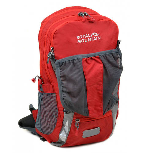 Рюкзак Туристический 20 л. Royal Mountain 8328 red красный