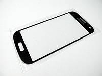 Стекло (Lens) Samsung I9190 Galaxy S4 mini, I9192 Galaxy S4 Mini Duos, I9195 Galaxy S4 mini black h/c