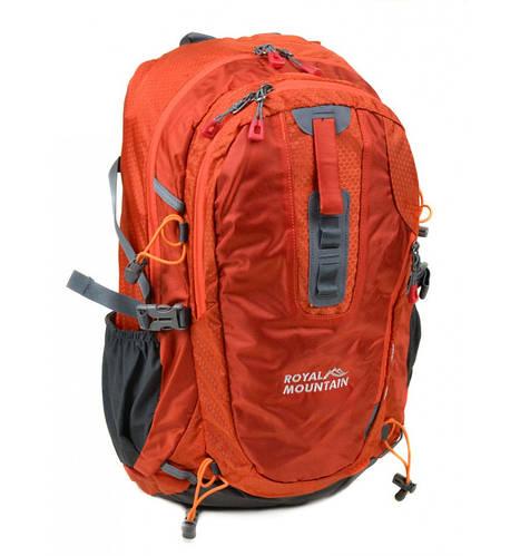 Молодежный туристический рюкзак 35 л. Royal Mountain 1465 orange оранжевый