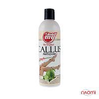 Callus remover кислотный пилинг для ручного педикюра 250 мл. Ментол